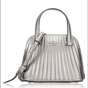 Kate Spade Patterson Dr Quilted Mini Dome Satchel